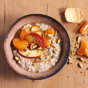Winter porridge